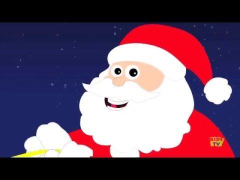Jingle Bells Christmas Songs Kids Tv Nursery Rhymes Youtube Kids Songs Christmas Songs For Kids Rhymes For Kids
