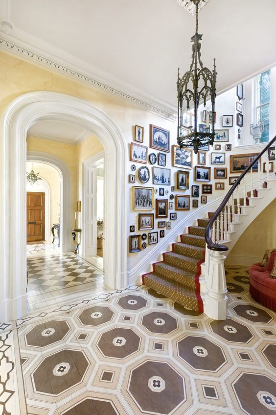Patricia Altschul's Home in Charleston Home + Design - The Glam Pad