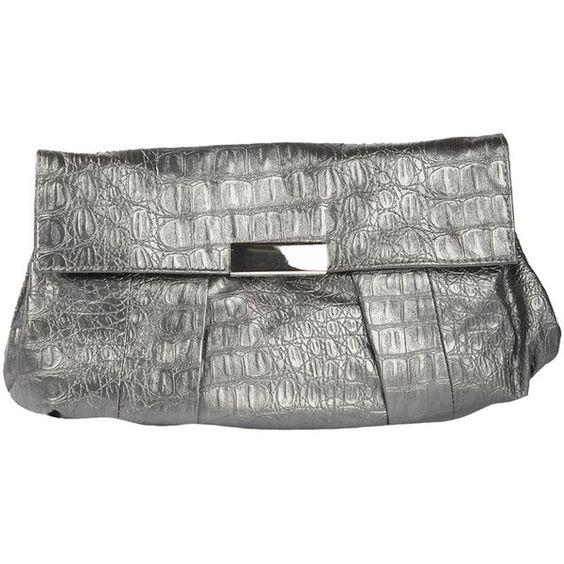 Pewter Clutch Bag | KatiePhim Handbags | Pinterest | Pewter, Bags ...