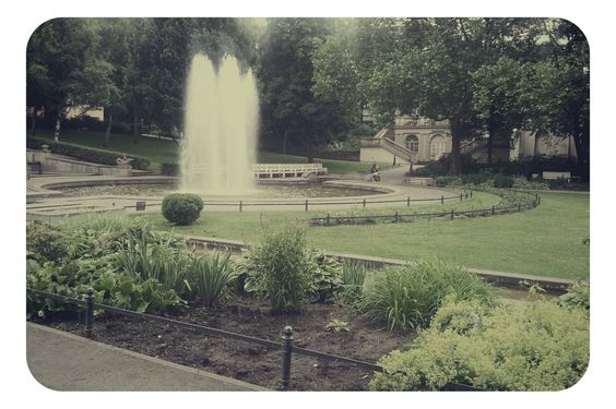 A beautiful small park in Neukoelln (submitted by local Marianna) #mysecretspotberlin