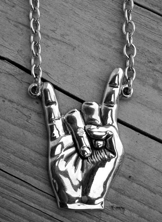 Heavy Metal Jewelry