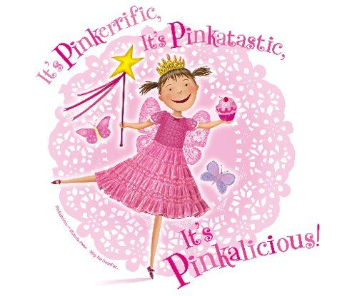 Pinkalicious Coloring Pages - GetColoringPages.com | 415x500