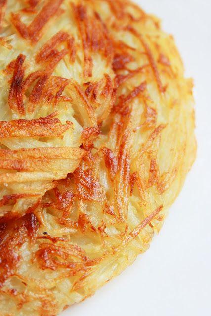 La cuisine de bernard les pommes darphin mes recettes for A cuisine de bernard