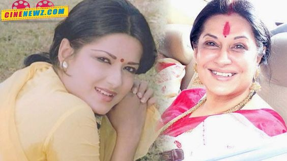 Birthday Greetings: Moushumi Chatterjee