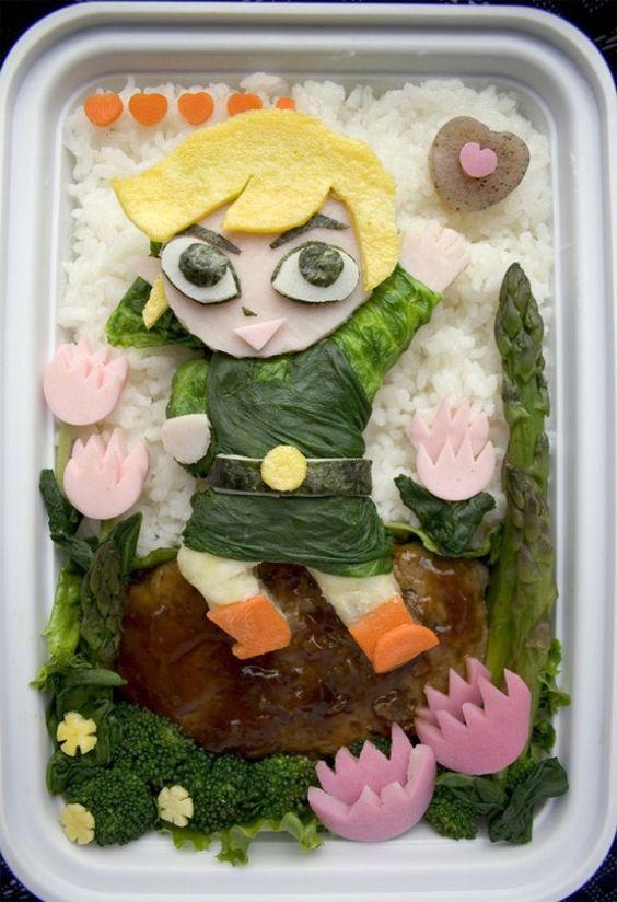 Robin Hood Food: Bento Boxes, Bento Lunch, Creative Food, School Lunch, Bento Ideas