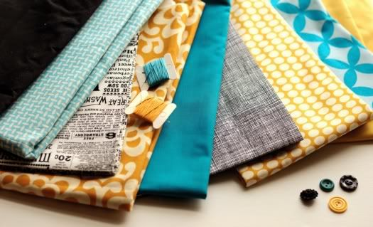 Fabric Color Combos