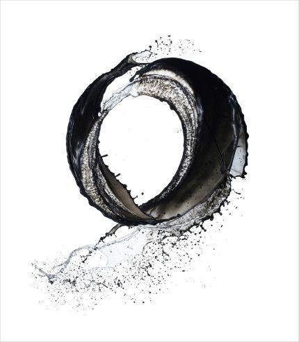 Kusho serie (writing in the sky) - Shinichi Maruyama