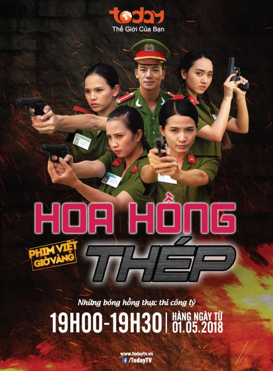 Hoa Hồng Thép - TodayTV