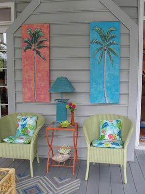 Tante S Fr Loves This Back Porch Ideas If You Have A Back