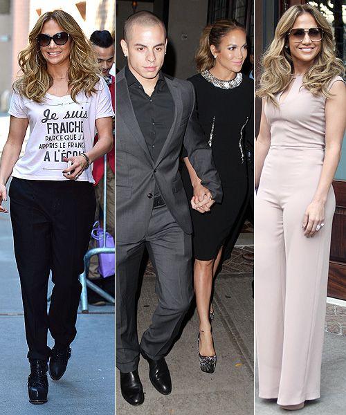 Jennifer López y su novio, Casper Smart #people #singer #celebrities