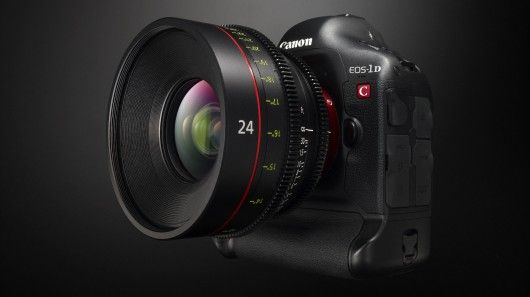 Canon has revealed the details of its new EOS 1D C digital SLR which is capable of recording video at 4096 x 2160 pixel (4K) resolution.