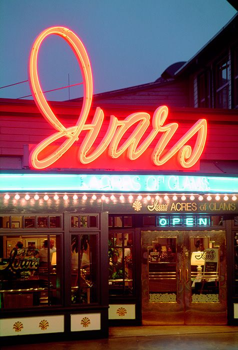 No I LOVE Ivar's and the Market...Best Food EVER! .Ivar's Acres of Clams, Seattle Seafood Dining | Ivar's...clam chowder