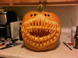 Image Search Results for pumpkin teeth