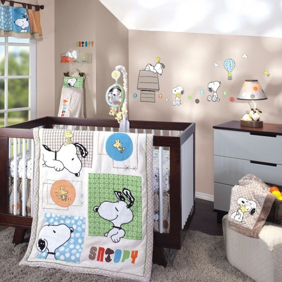 Snoopy Baby Room Decorations and Its Unique Style: Snoopy Baby Room Decorations Design ~ housefashions.net Bedroom Inspiration