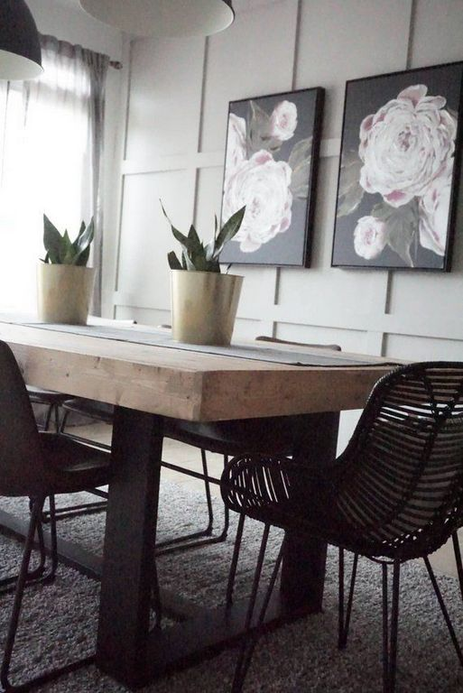 Best 30 Modern Table Dining Room Ideas In 2019