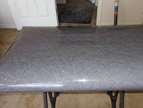 Self Adhesive Soapstone Polished Finish Counter Top Grey Marble