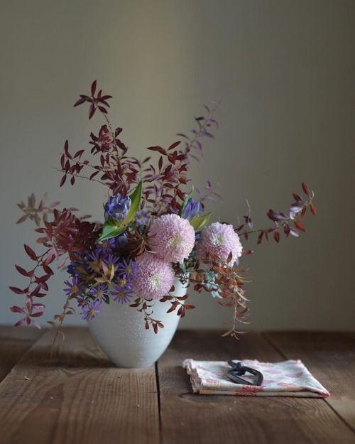 Wabisabimind Shoko Kondo Decor Floral Design Beautiful Flowers