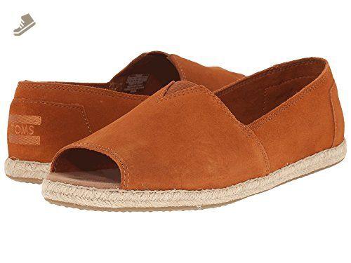 Open toe flats, Toms sneakers