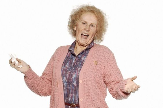 The Catherine Tate Show   Nan Special 04 01 14
