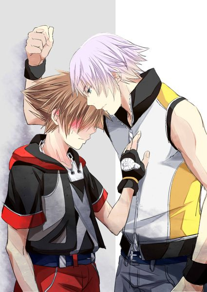 sora and riku relationship advice