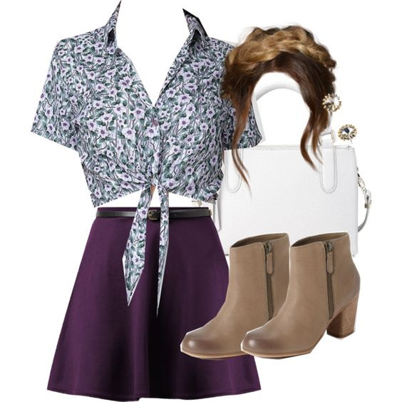 Lydia Inspired Outfit with Requested Boots by veterization on Polyvore featuring moda, BP. and Forever 21