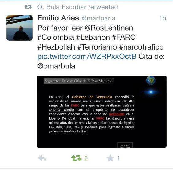 Increible todas las canalladas que Chávez le hizo a Colombia y Santos de gran amigo de Maduro @jesvalme @malugoe pic.twitter.com/sOi3jkKvsH