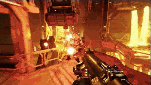 DOOM is having an Open Beta weekend starting Friday the 15th, with the brilliantly brutal multiplayer mode open for all to play on Xbox One, PS4 and PC.