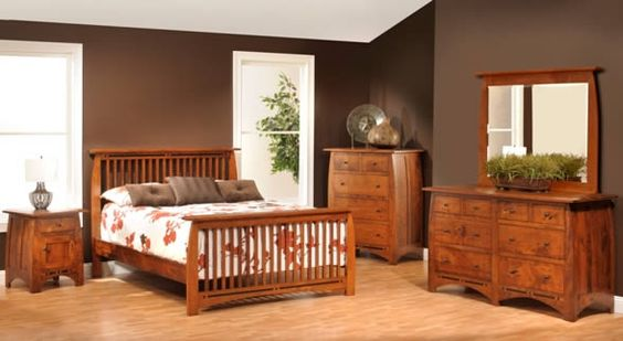 Dreaming of a unique bedroom collection? With curved sides and ebony inlays, you'll cherish this distinctive design for years to come.