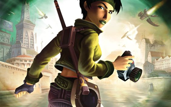 Nintendo Apparently Behind Beyond Good and Evil 2