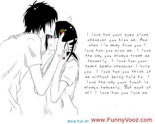 Love Cartoon Couple Funny 4180 Loadtve
