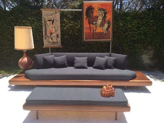 This Is The Most Amazing Mid Century Modern Sofa Set That
