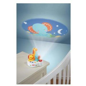 Fisher-Price Rainforest Friends Bedtime Buddy Projector Soother