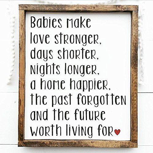 Baby Farmhouse | Farmhouse Nursery | Woodland Nursery | Cottage Wall Hanging | Framed Signs | Handcrafted Decor | Baby Love | Baby Décor, home décor, diy décor, rustic, farmhouse, love, wreath, letter décor, framed farmhouse, bedroom, kitchen, living room, dining room, family room, bathroom, hallway, entry way, bedroom #afflink