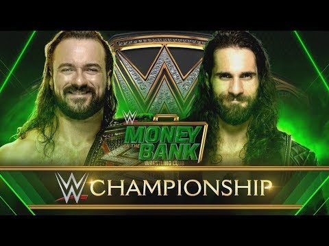 Wwe Money In The Bank 2020 Confirmed Match Card Predictions V5 Youtube Wwe Money Money In The Bank Wwe