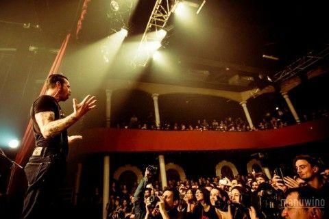 """Emmanuel Wino: """"J'ai eu envie qu'on se souvienne des sourires et du rock"""""""