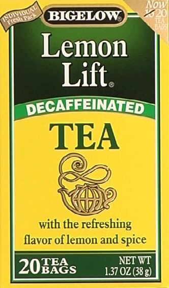 Lemon Lift Decaf Tea Pack of 6 Review Buy Now