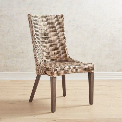 Farmhouse Style 12 Wicker Dining Chairs Under 360 Each Dining