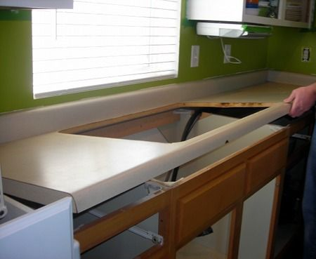 Installing Butcher Block Countertops Diy How To
