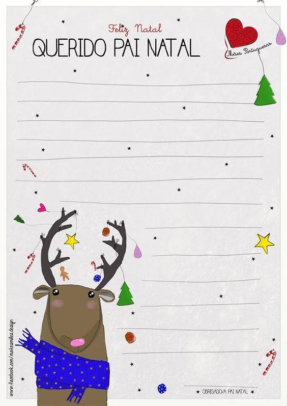 Carta ao Pai Natal: