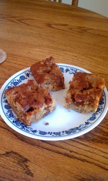 "Rhubarb Cake! ""very moist and easy to make! :-)""  @allthecooks #recipe #cake #dessert #rhubarb #easy"
