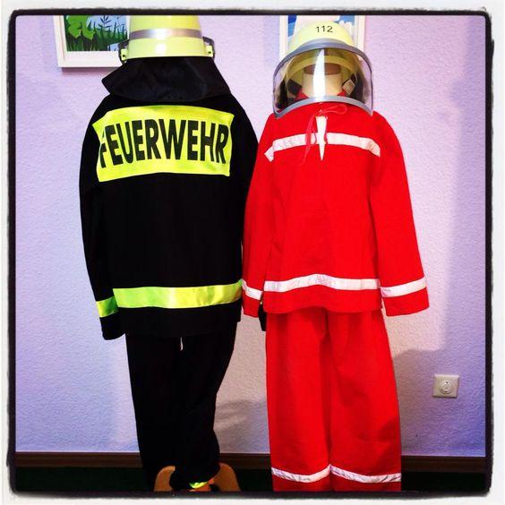 Feuerwehr und Notarzt