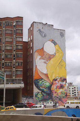 Street Art Bogotá D.C.