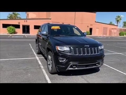 If You Want A Suv That Does Everything This 1 Owner Jeep Grand