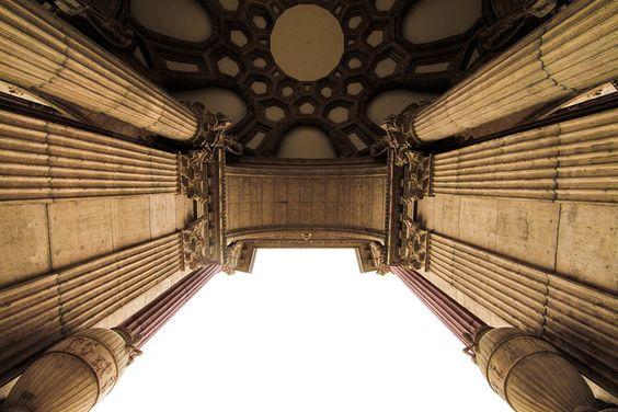 San Francisco columns