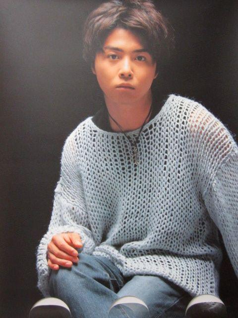 堂本剛のセーター