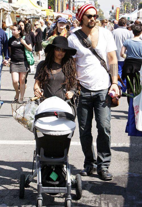 Jason Momoa Family