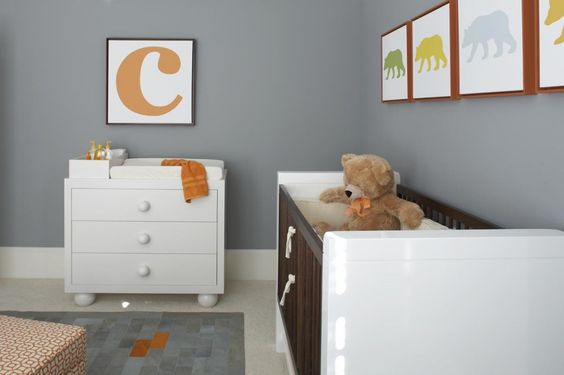Every nursery needs great wall art and we love these pieces by @Avalisa!