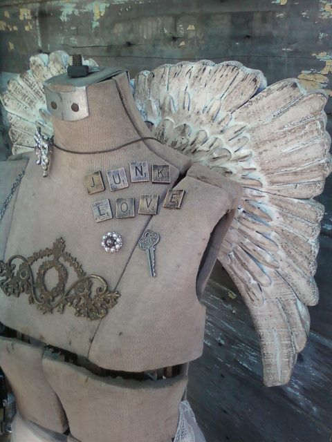 Wedding wings and dress form on pinterest for Angel wings wedding dress