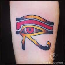 Resultado de imagem para olho de horus tatuagens