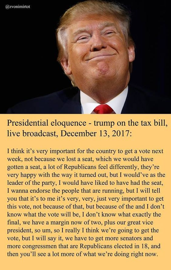 If, after reading this, you don't think trump is a complete idiot, then YOU are a complete idiot.